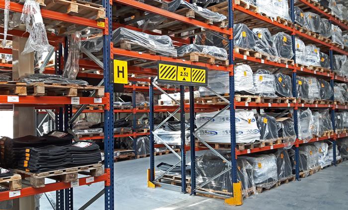 Notre stock de tapis automobile