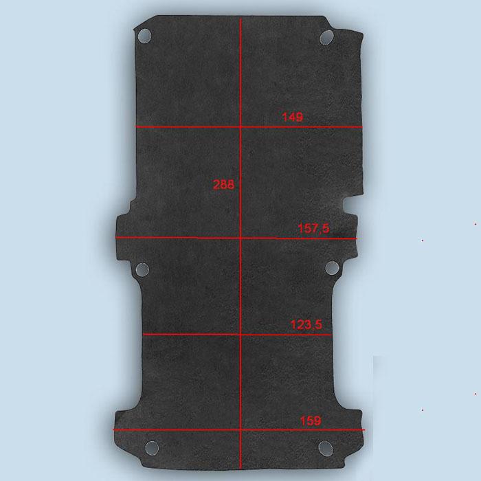 dimensions plancher T5 long