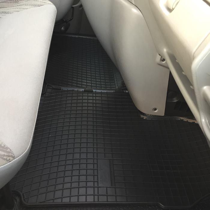 Tapis de sol pour cabine Trafic 2 si/èges