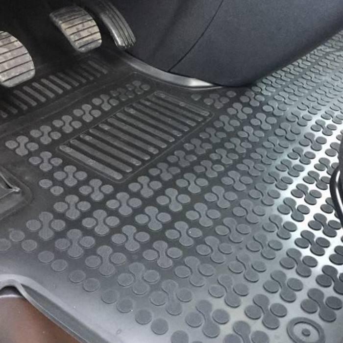 tapis pour peugeot expert caoutchouc 3D