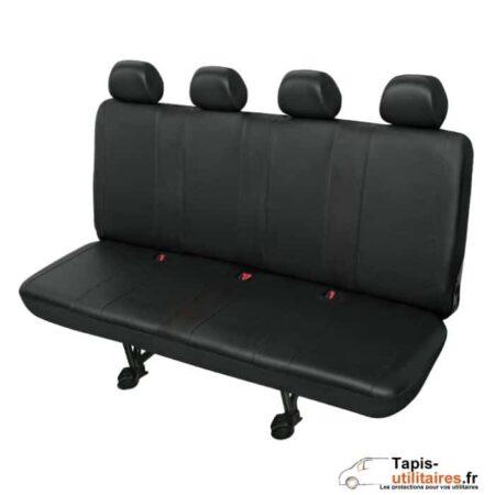 Housses pour cabine approfondie - sièges arrière