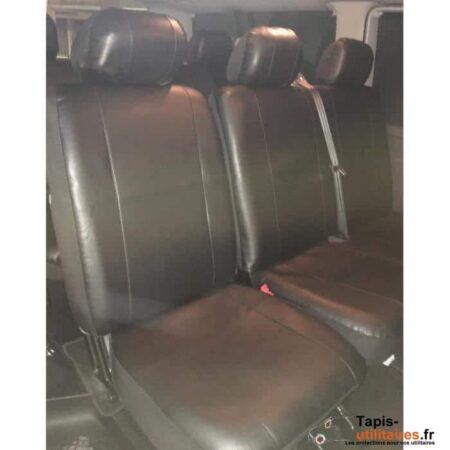 Housses pour Volkswagen Transporter Caravelle - minibus 9 places