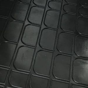 tapis pour cabine approfondie de Volkswagen Transporter