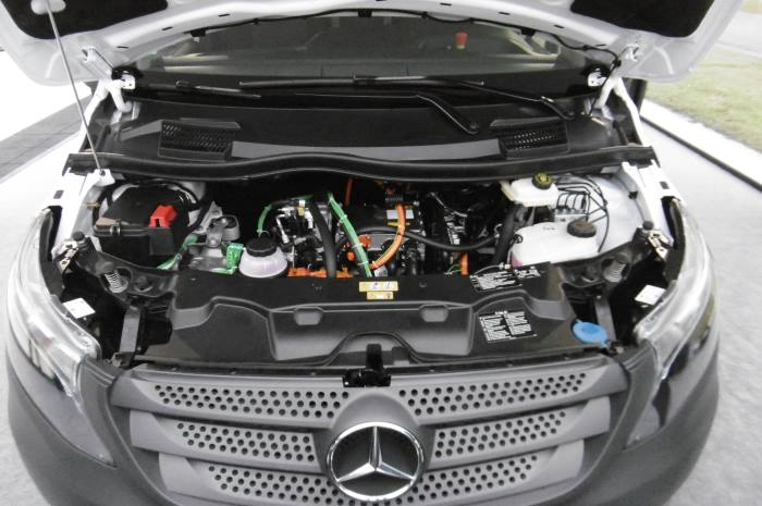 mercedes e-vito moteur