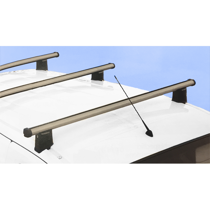 Barre de toit pour Renault Trafic
