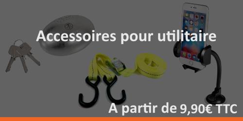 accessoires pour utilitaire