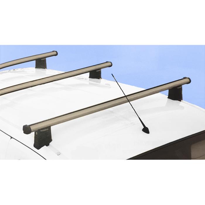 Barres de toit pour Transit Connect Courier