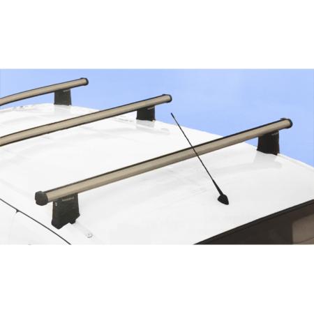 Barres de toit pour Volkswagen Transporter T5 et T6
