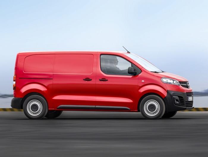 Opel Vivaro 3 profil
