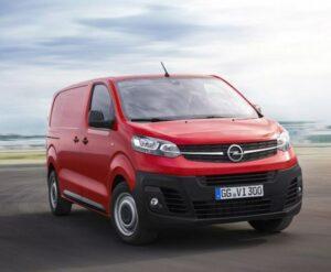 Opel Vivaro 3 2019