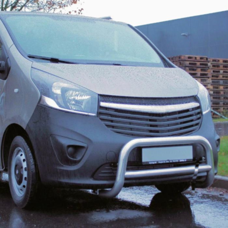Pare-Buffle Opel Vivaro 2 (après 2014)