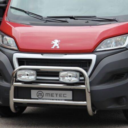 Pare-Buffle Peugeot Boxer (après 2006)