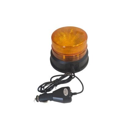 Gyrophare magnétique LED sans fil